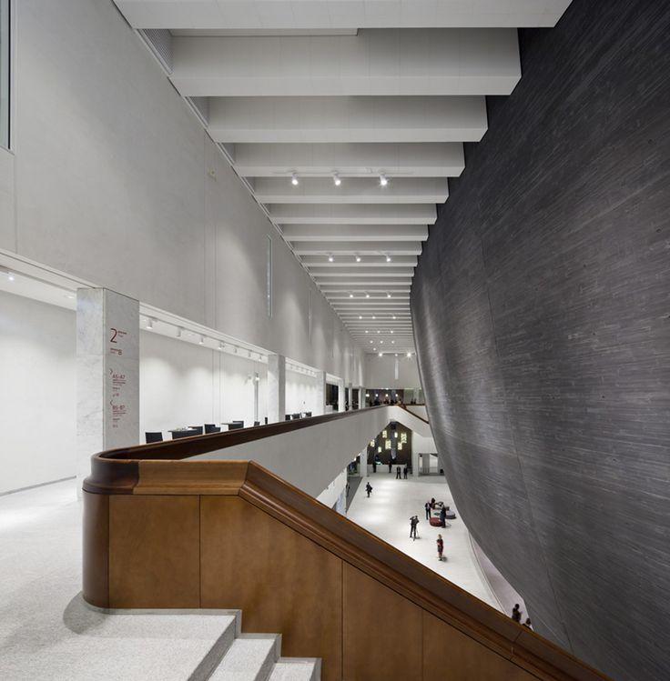 The Seat of the National Polish Radio Symphony Orchestra (NOSPR) | Katowice | Poland | Wood in Architecture 2014 | WAN Awards