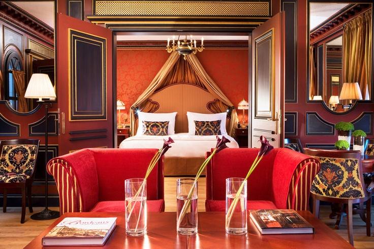 grand hotel de bordeaux & spa : la suite royale