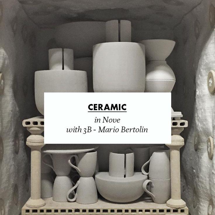 making of algidi ceramic in nove