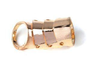 Hot Cool Rock Punk Finger Scroll Armor Joint Knuckle Ring imixlot. $3.99. KNUCKLE RING
