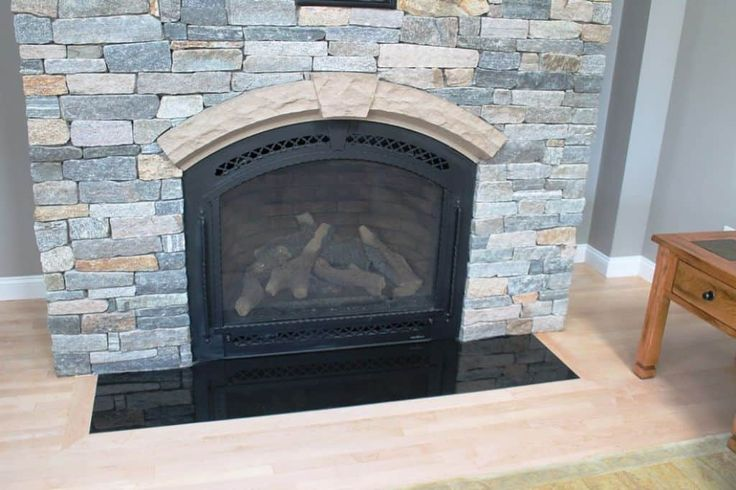 A Granite Hearth For Any Types Of Fireplaces