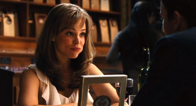 I want my hair to look like Rachel McAdams in the Vow