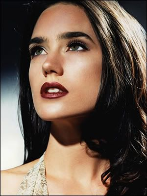 "Jennifer Connelly as ""Beth"" Black Dagger Brotherhood Series"
