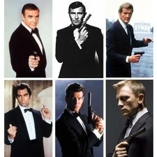 James Bond Theme Fancy Dress ideas, costumes and accessories
