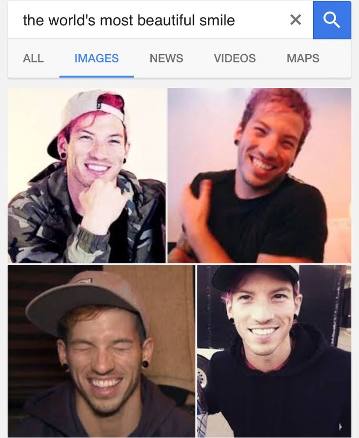 This is very true his smile can cure cancer