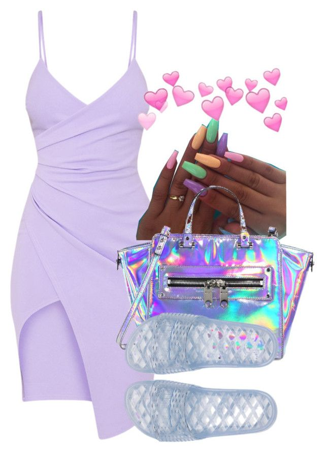 """""""summer vybz"""" by royalkayxo ❤ liked on Polyvore featuring Milly"""