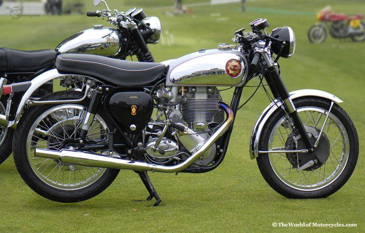 1960 BSA Gold Star DBD34 Clubmans
