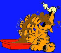 The idea of Garfield