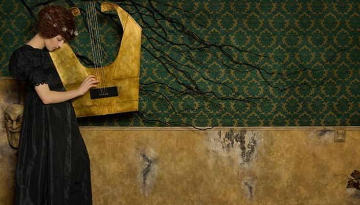 Music after Klimt by Tania Brassesco - Lazlo Passi Norberto