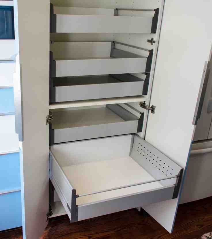 1000 ideas about pantry shelving on pinterest pantry