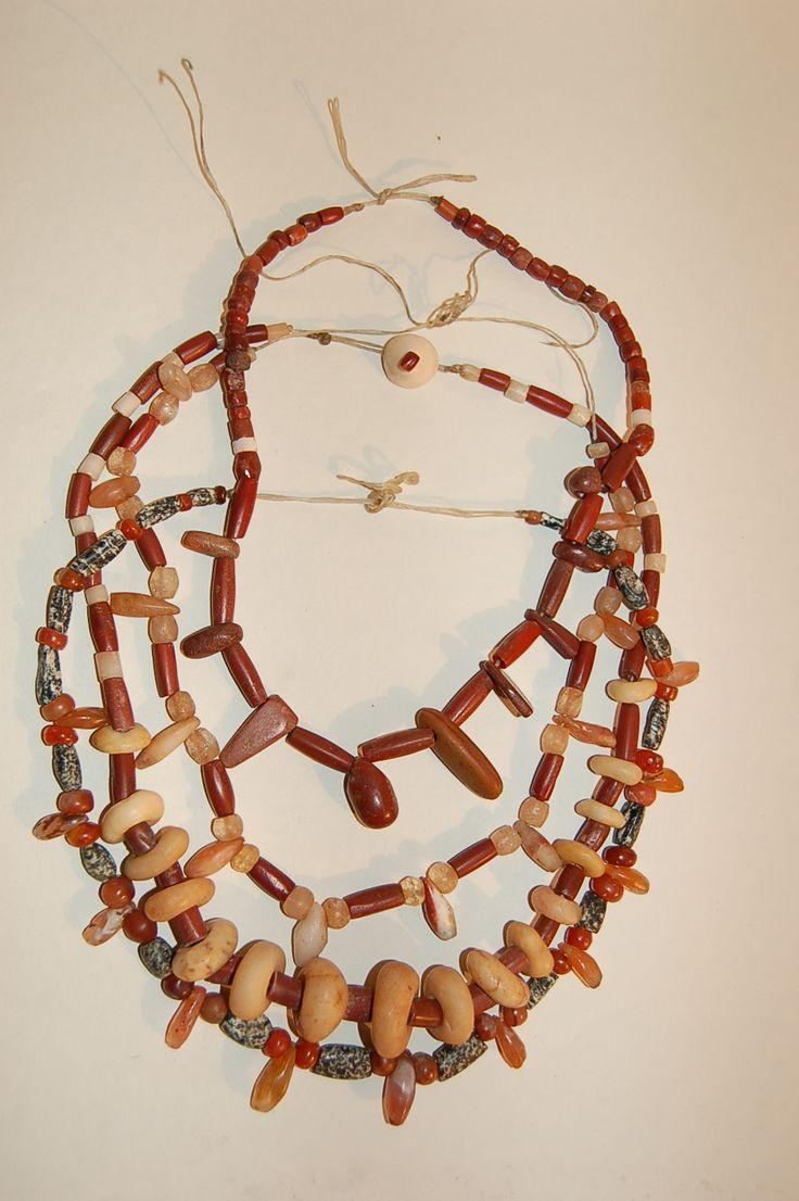 antiques tormaline necklaces