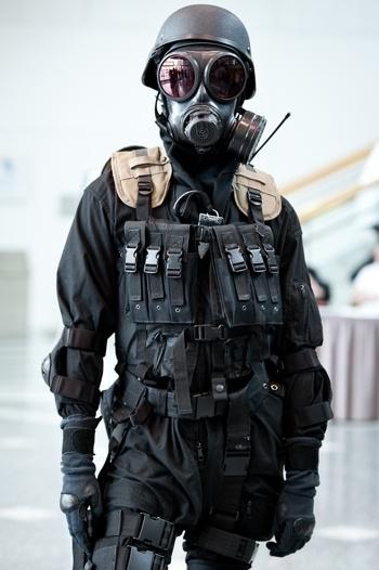 Dieselpunk:  #Dieselpunk fashion.