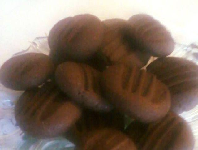 Kakaós keksz Recept képpel - Mindmegette.hu - Receptek