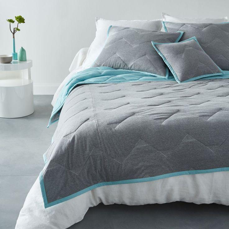les 25 meilleures id es concernant couvre lit sur pinterest couvre lits lit une place et. Black Bedroom Furniture Sets. Home Design Ideas