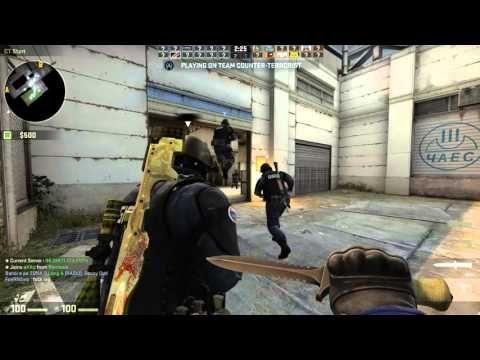 Counter-Strike: Global Offensive ep.3 ak47