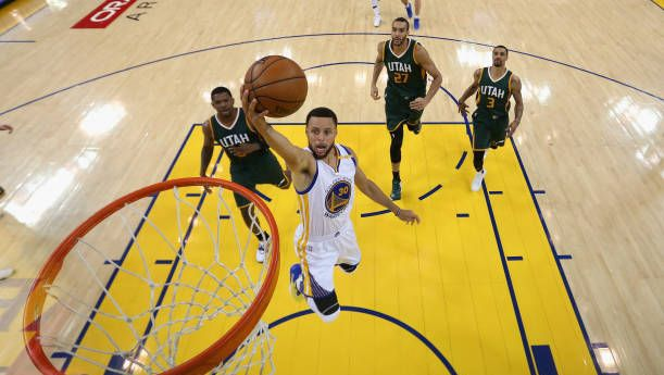 Jazz vs. Warriors: Game 2 Live Updates, Score and Analysis for 2017 NBA Playoffs - Bleacher Report (blog)