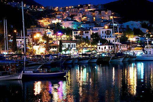 Kas, Turkey via http://turkeyshotelguide.com/images/kas.jpg