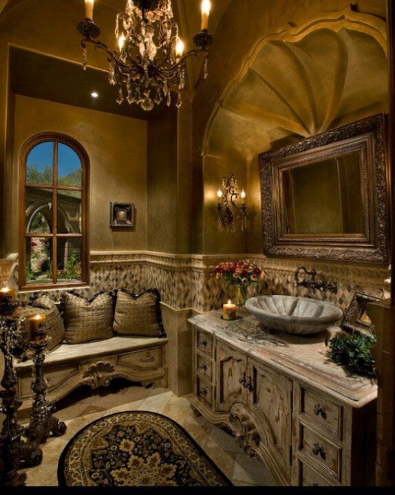 Fancy Bathroom For The Home Pinterest