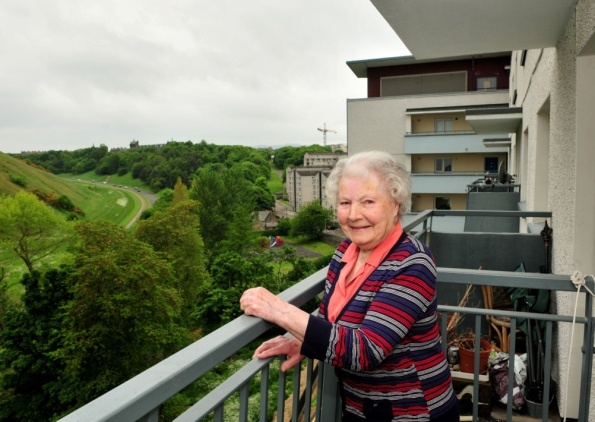 50 years at Dumbiedykes: How Jean saw the world change - Features - Scotsman.com
