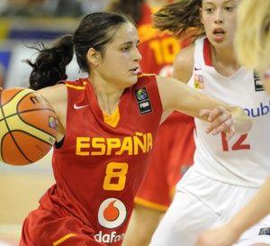 Basket féminin: l'espagnole Angela Salvadores élue espoir européen de l'année - vidéo  #Basketféminin: l'espagnole Angela Salvadores élue espoir européen de l'année - vidéo #basketbelgium #FIBAEurope