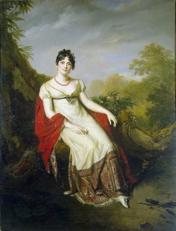 Portrait de l'Impératrice Joséphine, Massot Firmin (1766-1849).