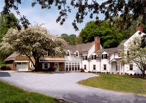Archer & Buchanan Architecture, LTD. SeventySix Farm