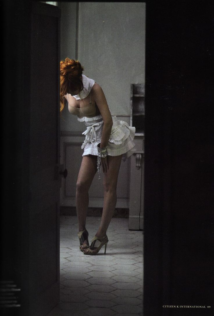 Mylène Farmer – Photographe Bruno Aveillan pour le magazine Citizen K (2011)