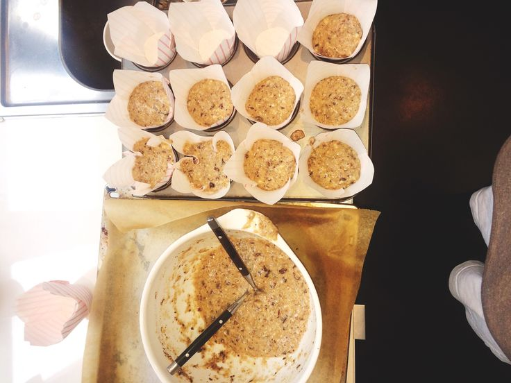 Banana muffins - step 12