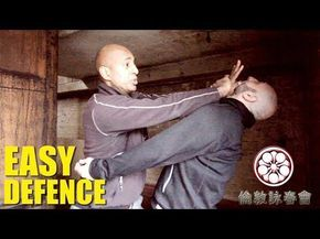 3 Ways to STOP SOMEONE GRABBING Hold of YOU in Street Fights - YouTube