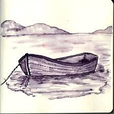 sketches of boats - Google Search