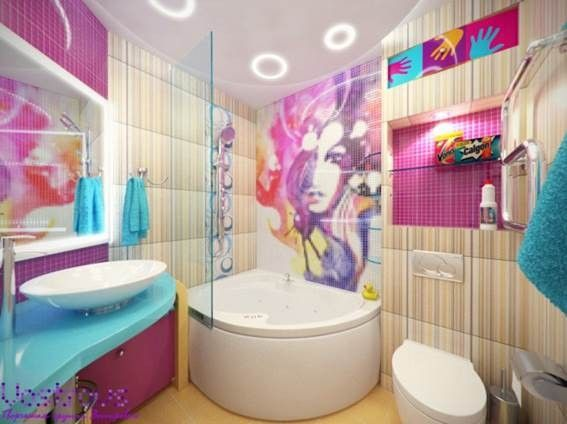 Pin On Bathroom Ideas Pop design for small bathroom