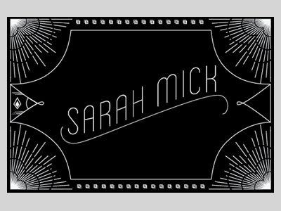 Best 26 art deco fonts images on pinterest art deco font business card art deco colourmoves