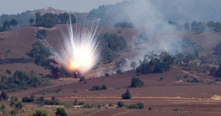 Supplying White Phosphorus to Saudis? New Claims Reinforce US War Crimes Complicity in Yemen | Common Dreams | Breaking News & Views for the Progressive Community