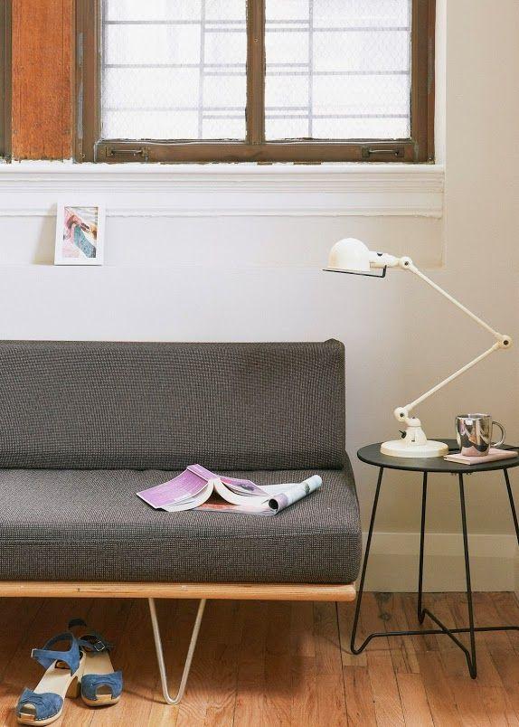 UNA TAZA DE JO: la ciudad de Nueva York gira apartamento
