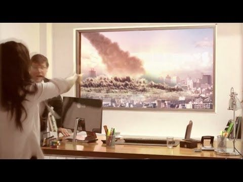 Ultra Reality: What Would You Do In This Situation? (LG Chile) [HD 3D]