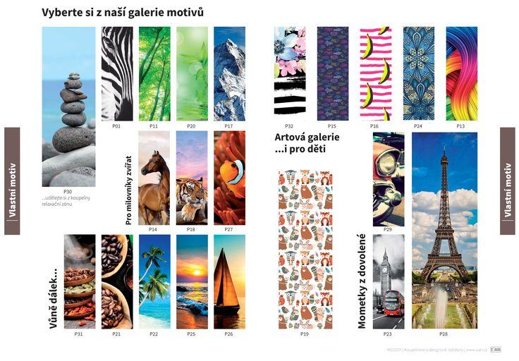 Nové motivy pro Variant Photo - Vybírejte z našich motivů nebo použijte svoji originální fotografii