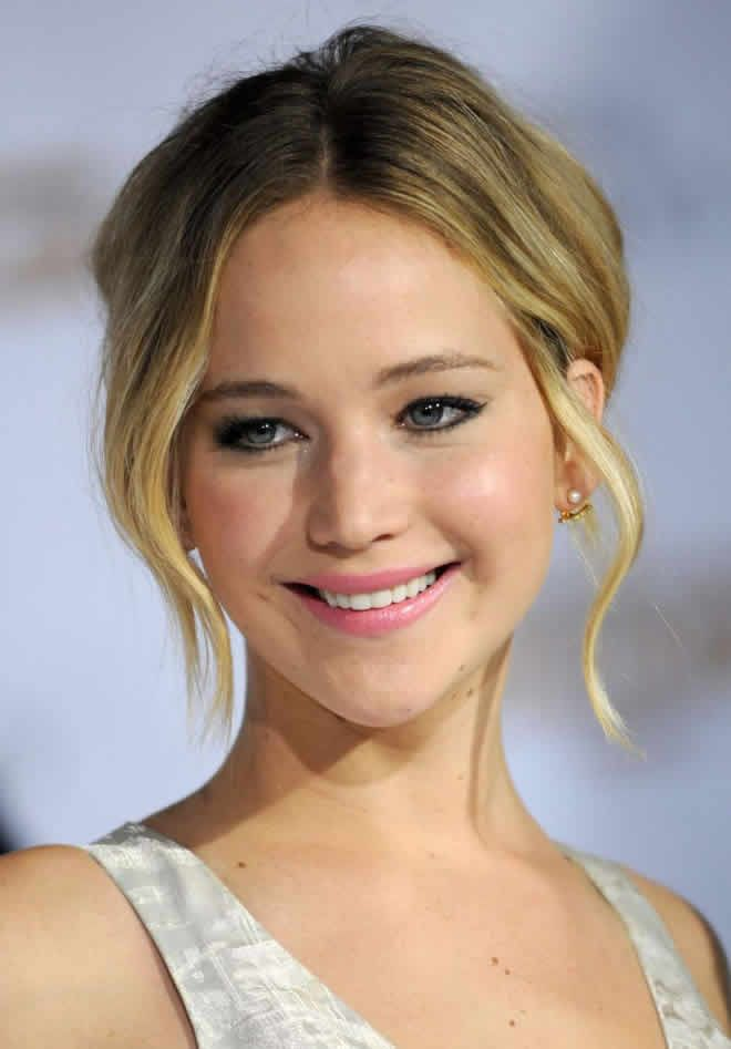 Jennifer Lawrence Most Desirable Hollywood Actresses Of All Time