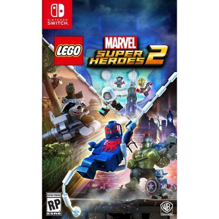 Free Shipping. Buy LEGO Marvel Super Heroes 2 (Nintendo Switch) at Walmart.com