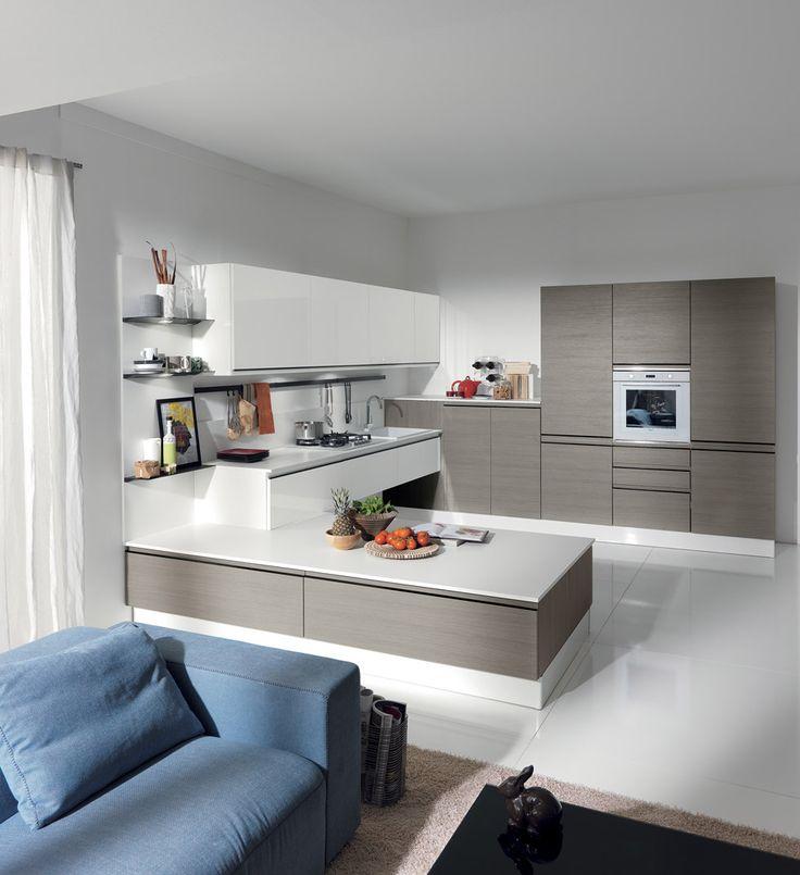 The Masca Collection - ARAN Italian Kitchens
