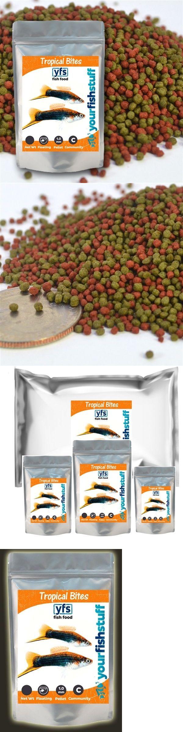 Jbj aquarium fish tank siphon gravel vacuum cleaner - Food 20759 Yfs Tropical Floating Bites Bulk Aquarium Fish Food 1 2 Lb To