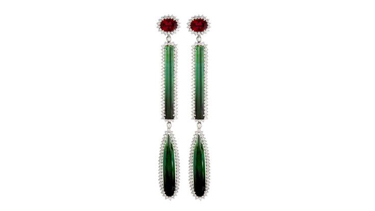 Raffinato Earrings from Vianna
