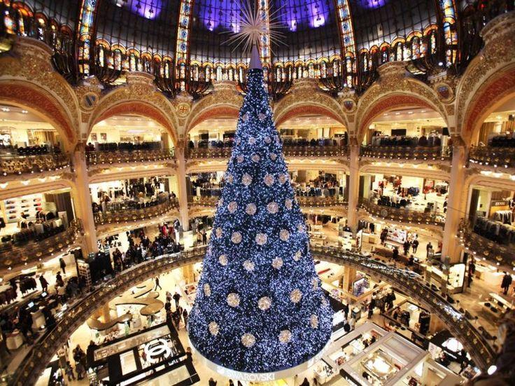 1000+ ideas about Galerie Lafayette Paris on Pinterest   Galeries ...