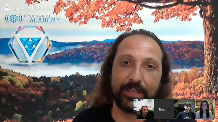 Fall Equinox 2014 Hangout - The Resonance Academy, Unified Physics, and ...