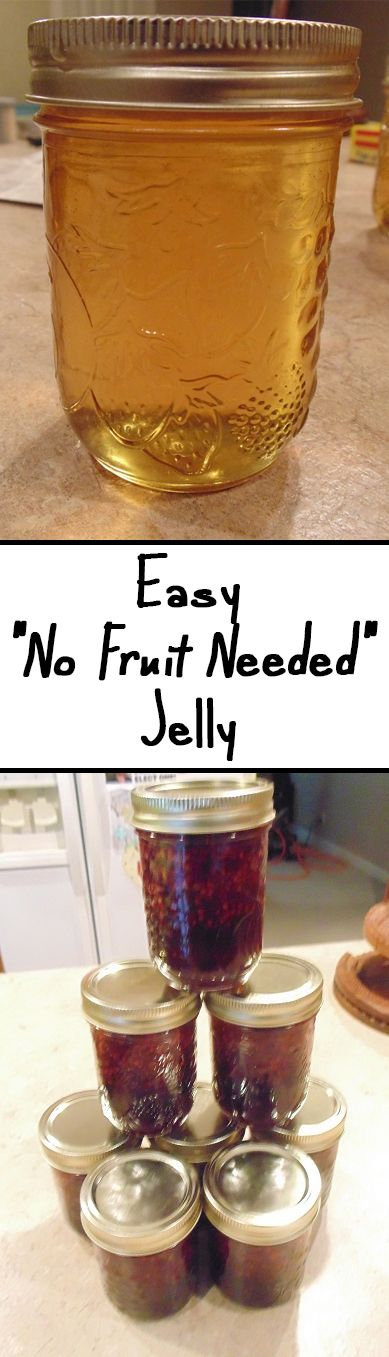 Everybody loves jelly. Especially homemade jelly. But not everyone has access to…