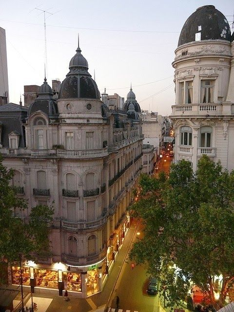 Buenos Aires, Argentina - the Paris of South America!