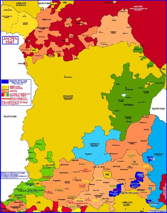 INDIA 1934-1947-INDIA Princely States- HISTORICAL MAPS-CENTRAL INDIA-KOLHAPUR AND DECCAN STATES-SHILLONG MUNICIPALITY-JAMMU/KASHMIR AND NORT...