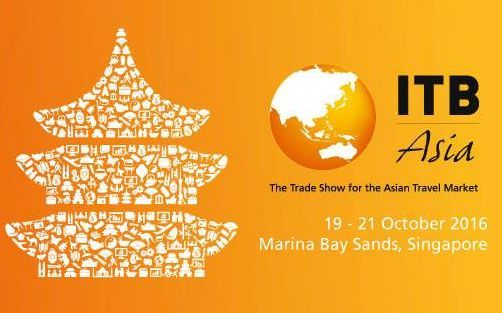 Greece will be represented by four companies at Asia's leading travel trade show ITB Asia to take place October 19–21 at the Sands Expo and Convention Centre, Marina Bay Sands, in Singapore.