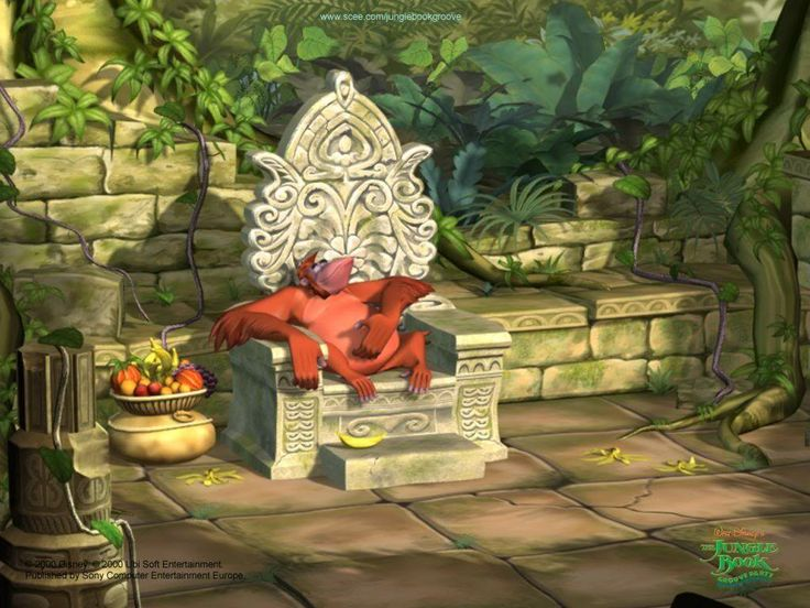 king louie jungle book costume - Google Search