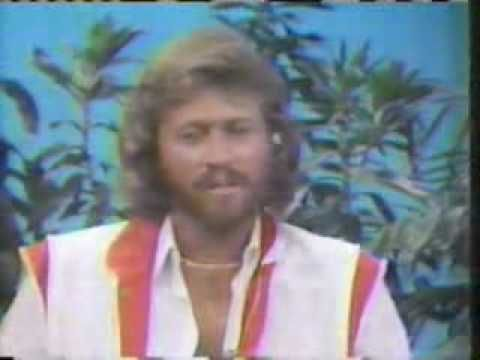 tv interview july 1983 talking about staying alive(Bee Gees) - YouTube