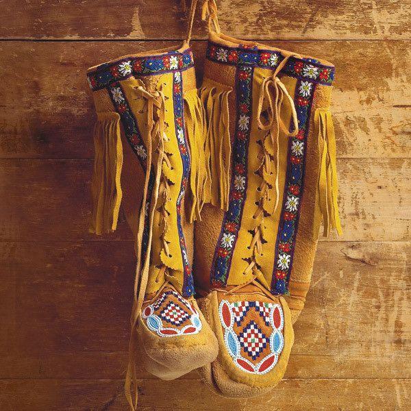 Manitobah Limited Edition Annie McKay Mukluks